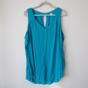 NWT teal old navy top